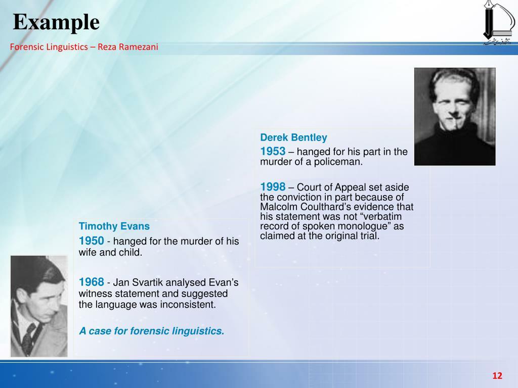 Ppt مقدمه ای بر زبان شناسی قانونی حقوقی Powerpoint Presentation Id 2320582