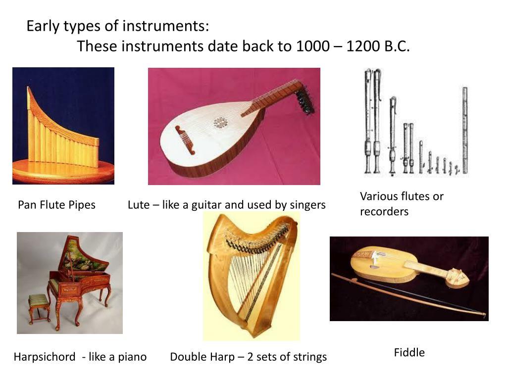 PPT - Instruments PowerPoint Presentation - ID:2321421