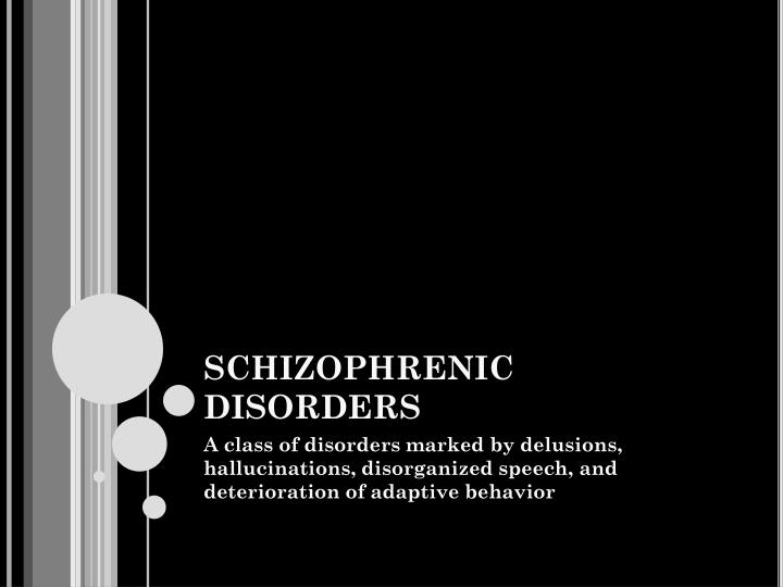 schizophrenia causes and theological classifications Start studying classification and biological causes of schizophrenia learn vocabulary, terms, and more with flashcards, games, and other study tools.