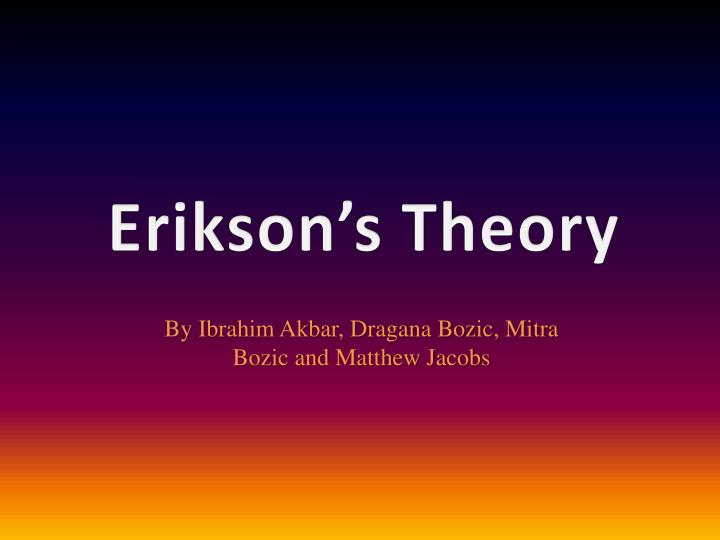 theories and theorists on lifespan development essay Developmental theories paper essays and life-span development theories also provide a useful choose your theories and theorists from any of those we.