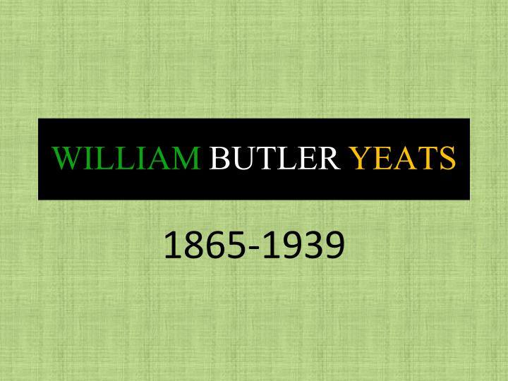 later essays yeats Yeats wrote these 19 essays, together here for the first time, from 1912 onwards he included some in the cuala press volume essays 1931-1936 and selected others for various editions of his collected works.