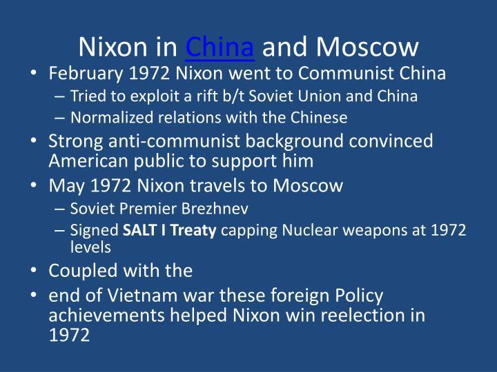 Nixon in