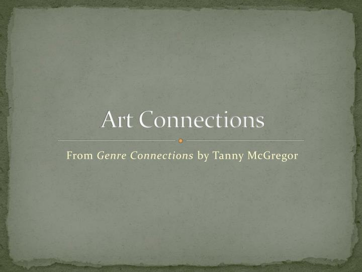 art connections n.