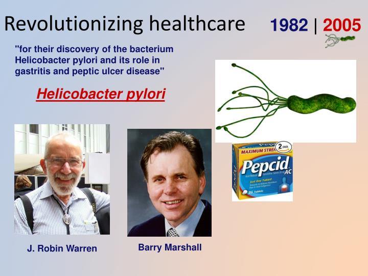 Revolutionizing healthcare