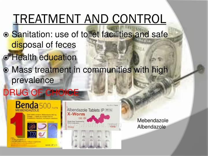 TREATMENT AND CONTROL