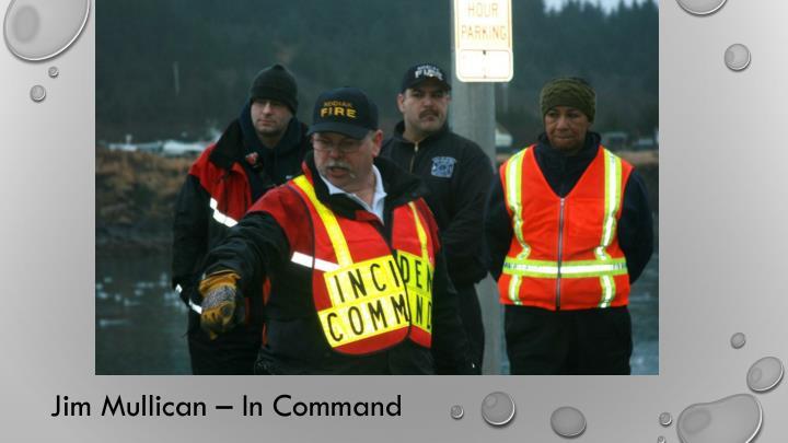 Jim Mullican – In Command