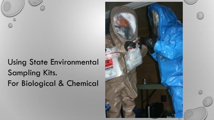 Using State Environmental