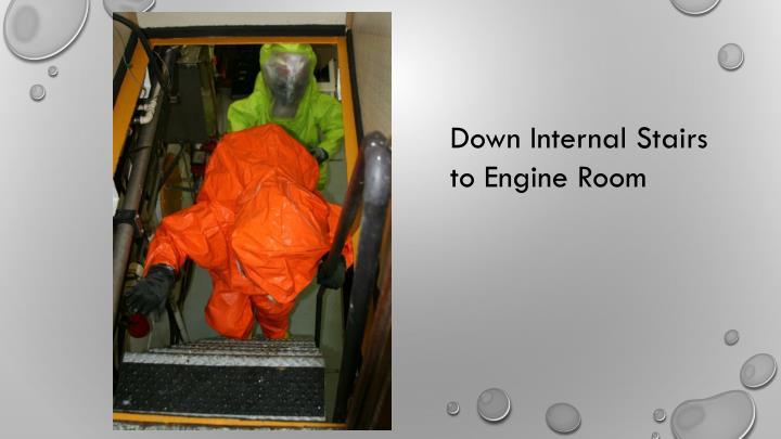 Down Internal Stairs