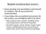rocket construction cont1
