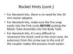 rocket hints cont