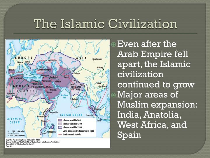 conclusion of byzantine and islamic civilization Powerpoint slideshow about 'byzantine empire and islamic civilizations' - aelan in 1096, christians from europe began a series of crusades against islamic areas they wanted to take back the holy land the during the first wave of crusades, the christians were successful in massacring.