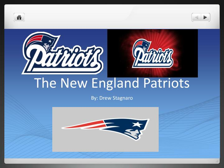 the new england patriots n.