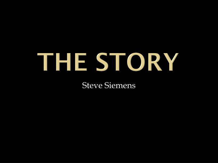 the story n.
