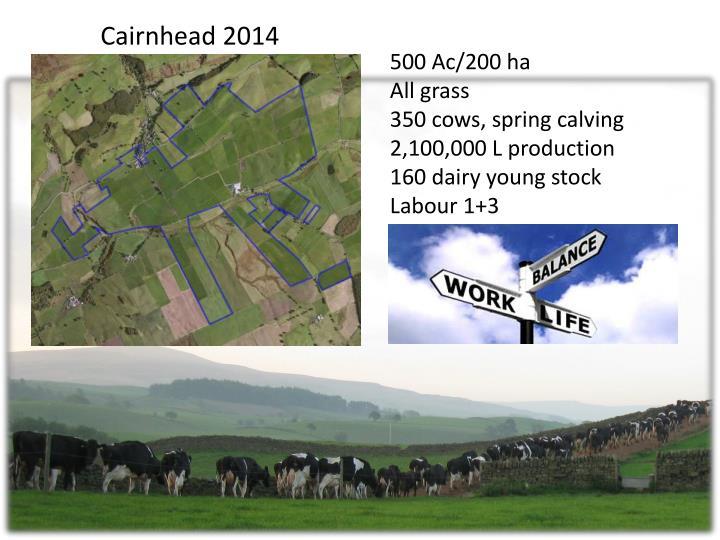 Cairnhead 2014
