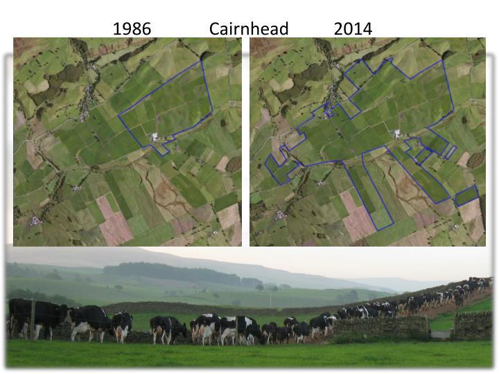 1986             Cairnhead          2014