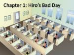 chapter 1 hiro s bad day