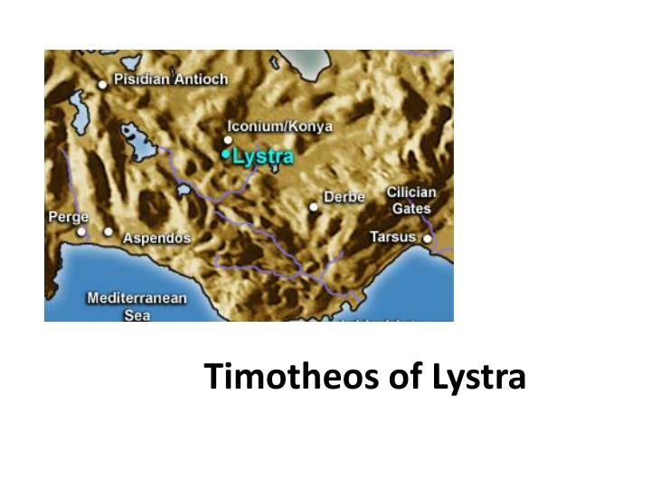 Timotheos