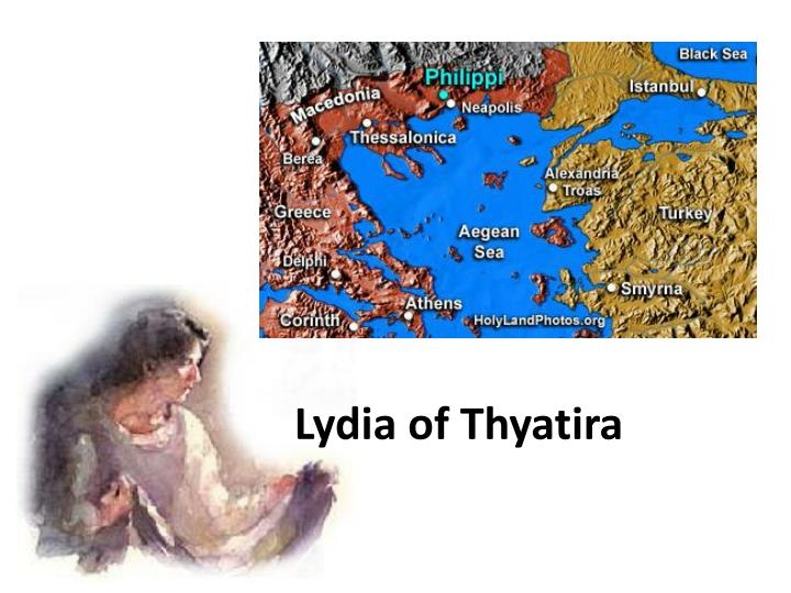 Lydia of Thyatira