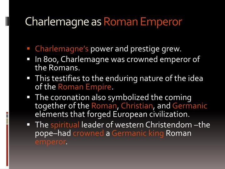 Charlemagne as