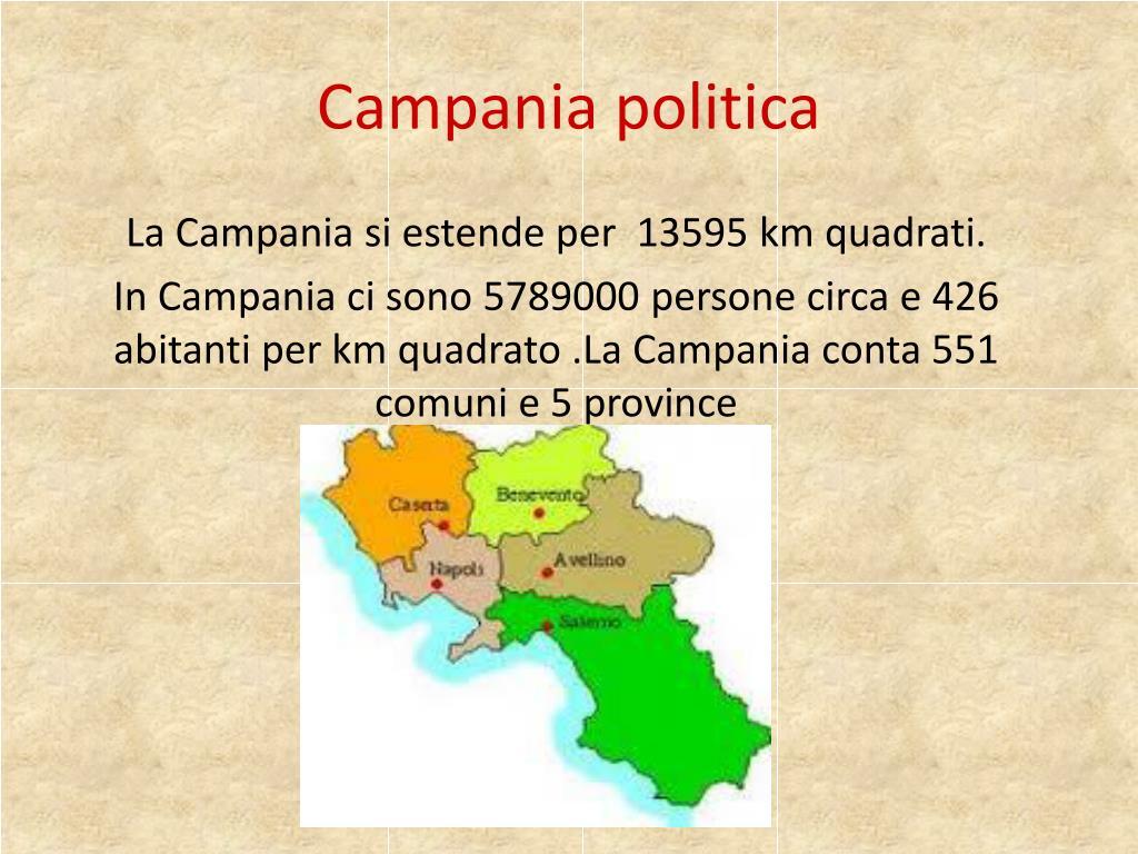 Ppt La Presentation Powerpoint 2326056 Campania Id SVqzpUM