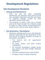 development regulations5