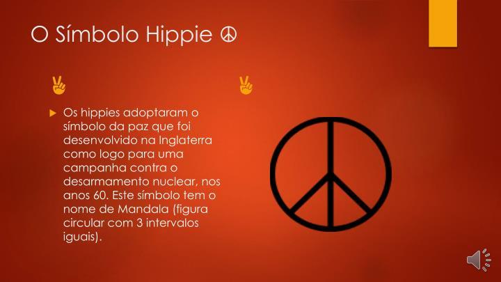 O Símbolo Hippie ☮