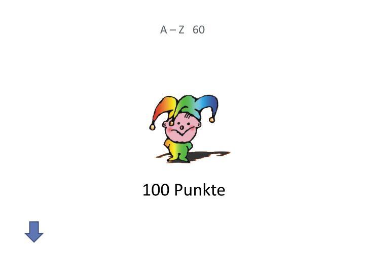A – Z