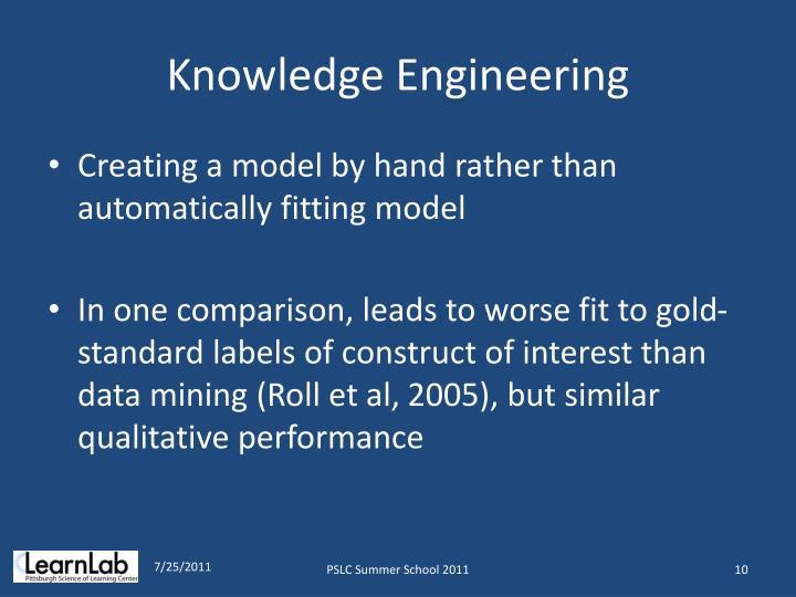 Knowledge Engineering