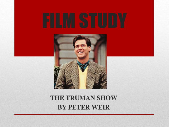 "essays on truman show Read this full essay on truman show ""the truth hurts"" is a commonly used phrase usually, these words describe peoples' reluctance to face reality in a movie called the truman show which was created by peter wilier tries to contradict all these referenced from the classical story plato's."