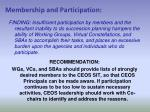 membership and participation2