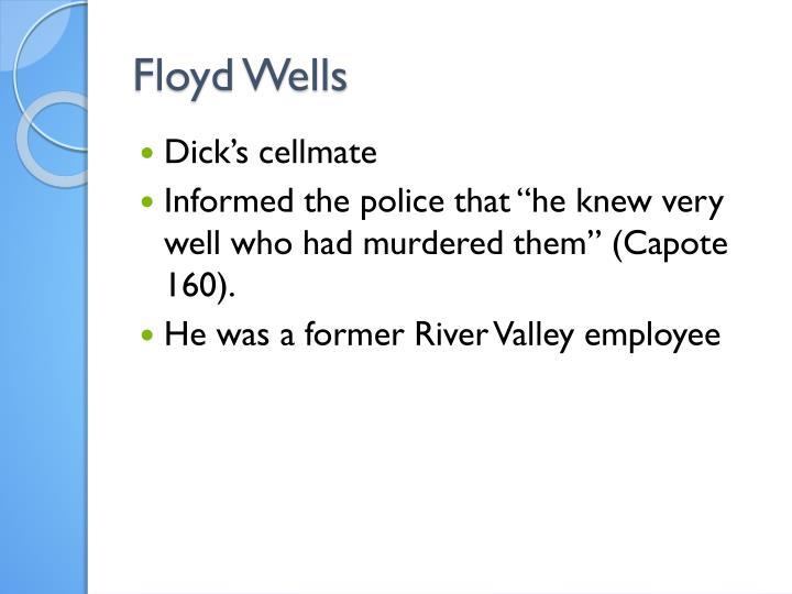 Floyd wells