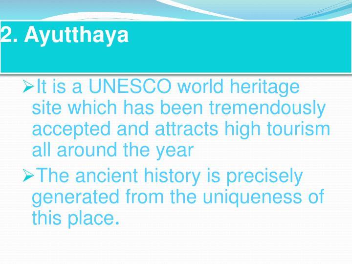 2.Ayutthaya