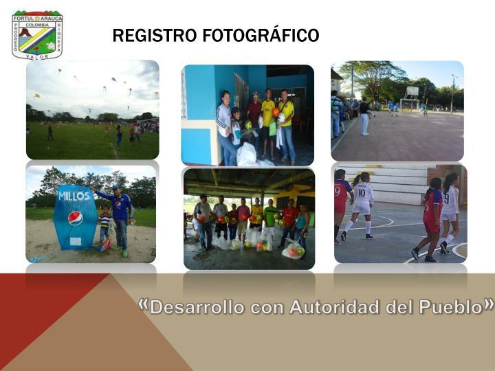 Registro Fotográfico