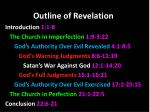 outline of revelation3
