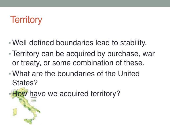 Territory