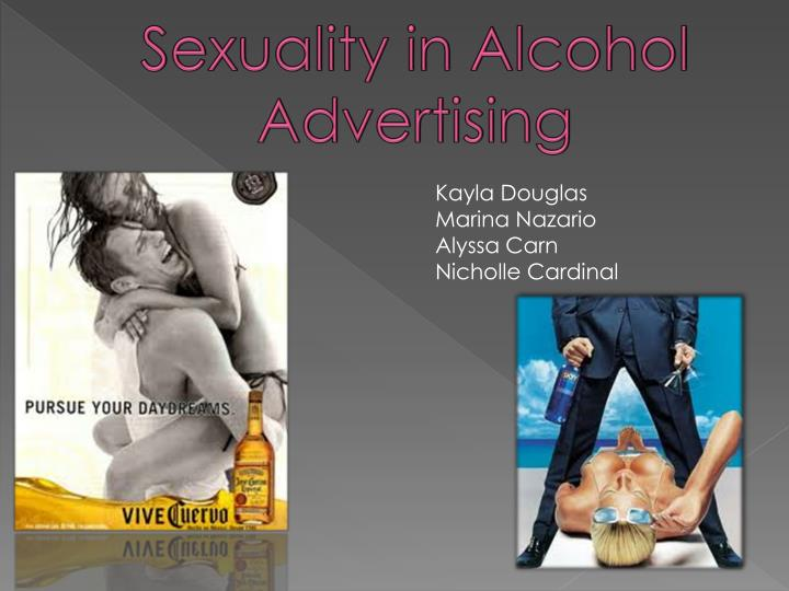 Sexuality in alcohol advertising
