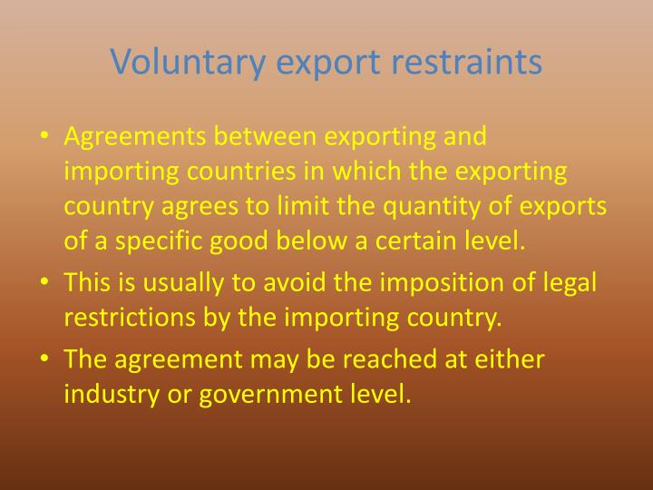 Ppt Free Trade And Protectionism Powerpoint Presentation Id2328946