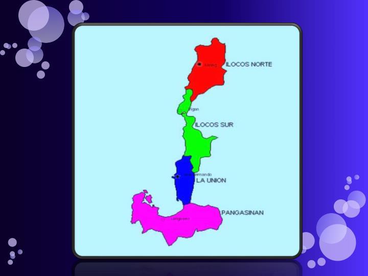 The ilocos region