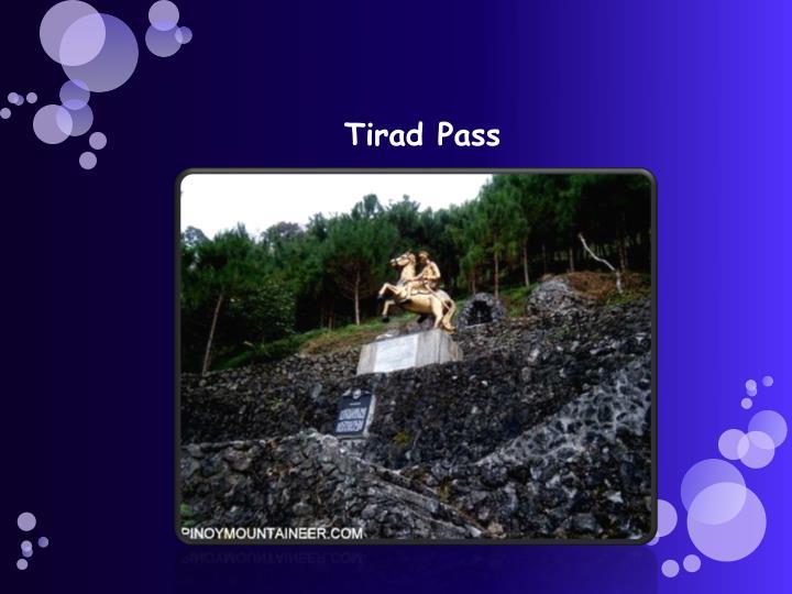 Tirad Pass