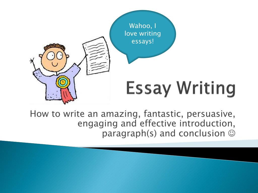 Essay writing powerpoint ppt what is synthesis in research paper writing
