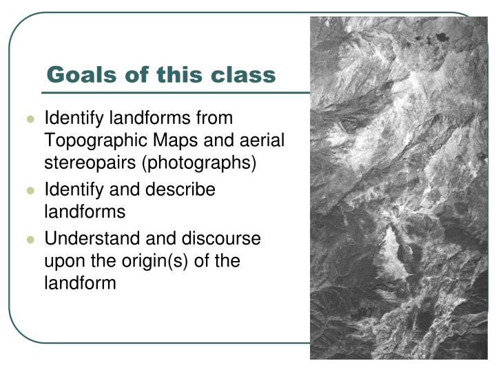 Ppt Geol 333 Principles Of Geomorphology Powerpoint Presentation