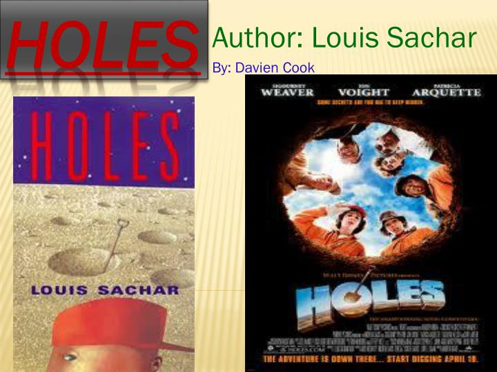 holes louis sachar shows the importance of Holes character map | holes by louis sachar importance of character: relation slide show embed.