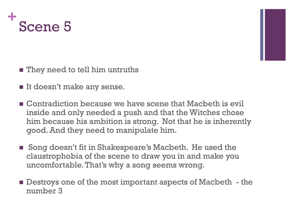 PPT - Macbeth Act 3 PowerPoint Presentation - ID:2330940