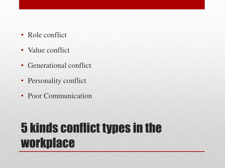 the most difficult kind of conflict The five styles of conflict resolution the five styles of conflict resolution by bisk  conflicts can arise at any time how you utilize conflict resolution strategies depends on both your conflict style and your conflict resolution skills there are many different ways to respond to conflict situations some conflict styles involve a.