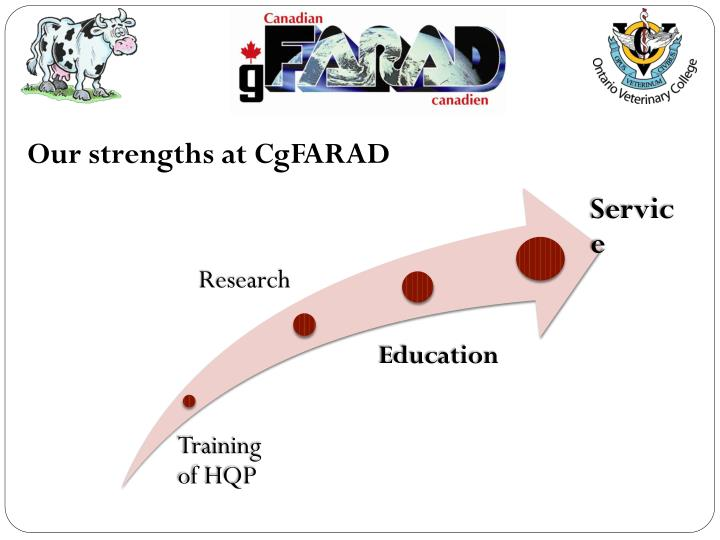 Our strengths at