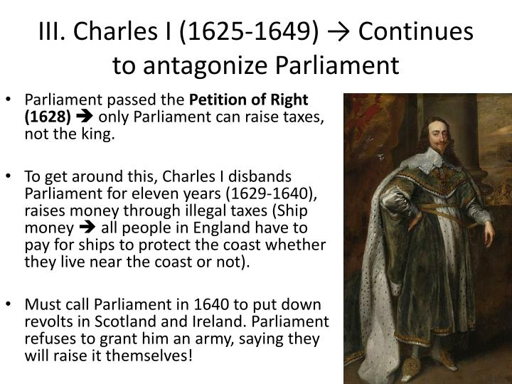III. Charles