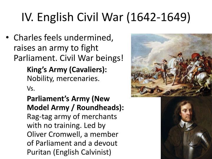 IV. English