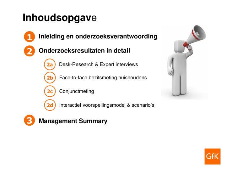 Rapportage marktverwachting lampenverkoop in nederland