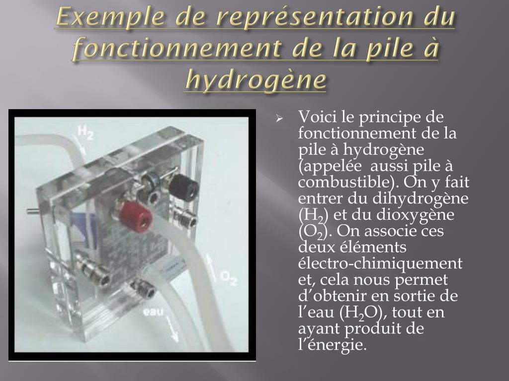 ppt pile a hydrog ne powerpoint presentation id 2332697. Black Bedroom Furniture Sets. Home Design Ideas
