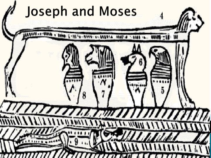 joseph and moses n.